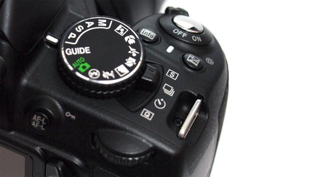 chế độ chụp ảnh