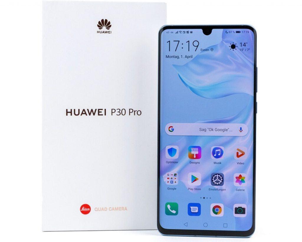 đánh giá huawei p30 pro