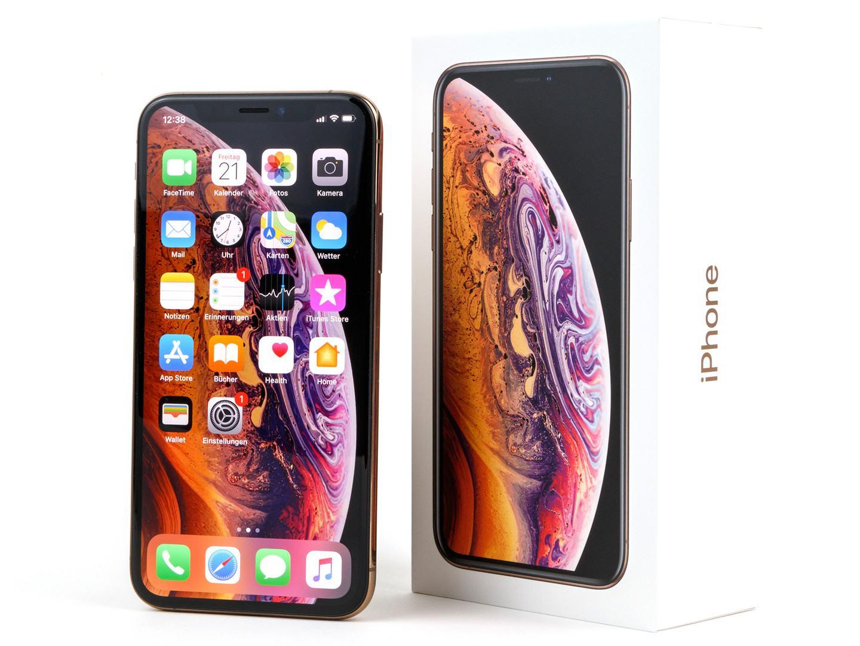 đánh giá iphone xs