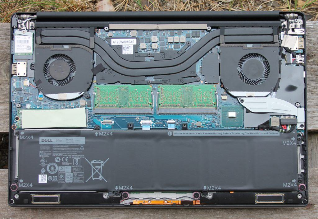 dell xps 15 9570 2018