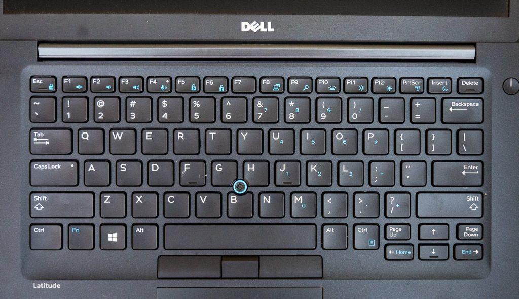 Dell Latitude E7480/ Core i7 7600u/ Màn Touch 14'' FHD IPS, Dram4 8G/ SSD M.2 256G chất lượng tốt