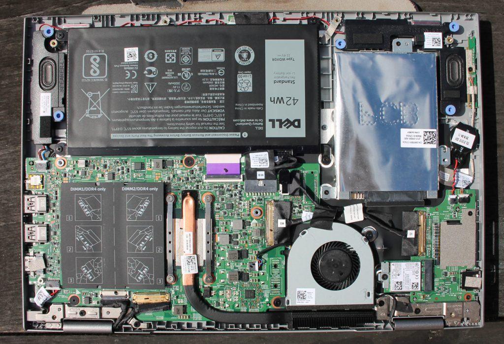đánh giá laptop dell inspiron 5379