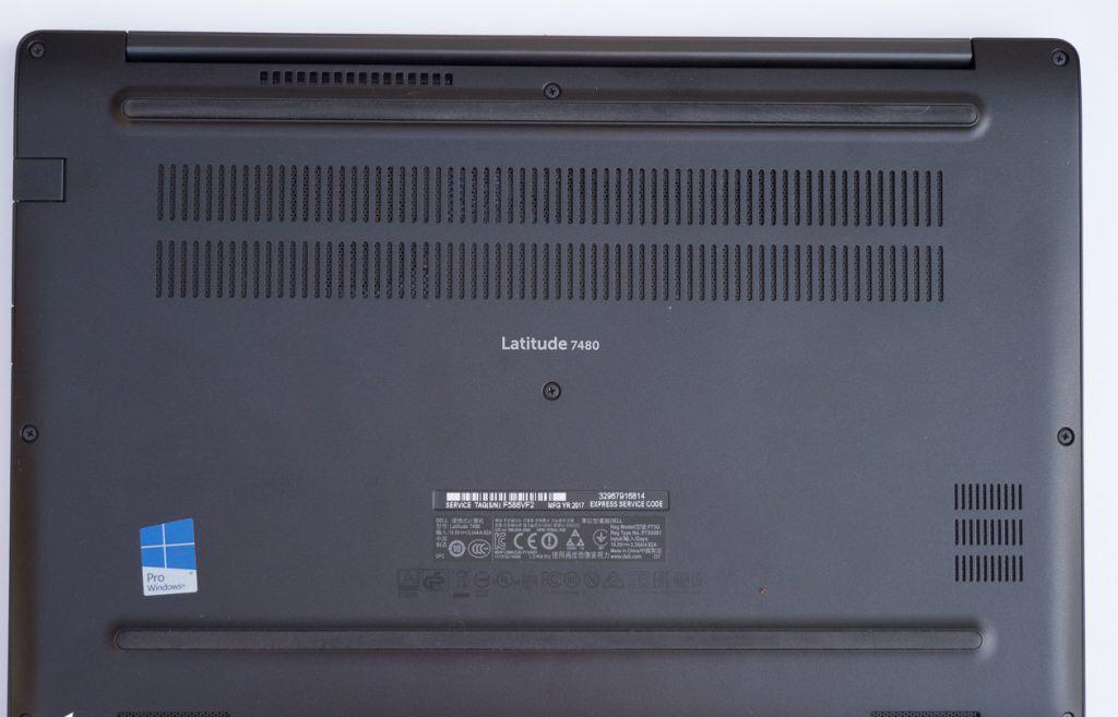 đánh giá laptop dell latitude 7480
