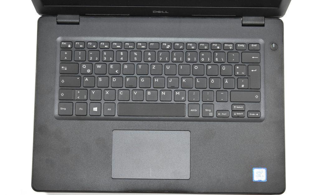 đánh giá laptop dell latitude 14 3490