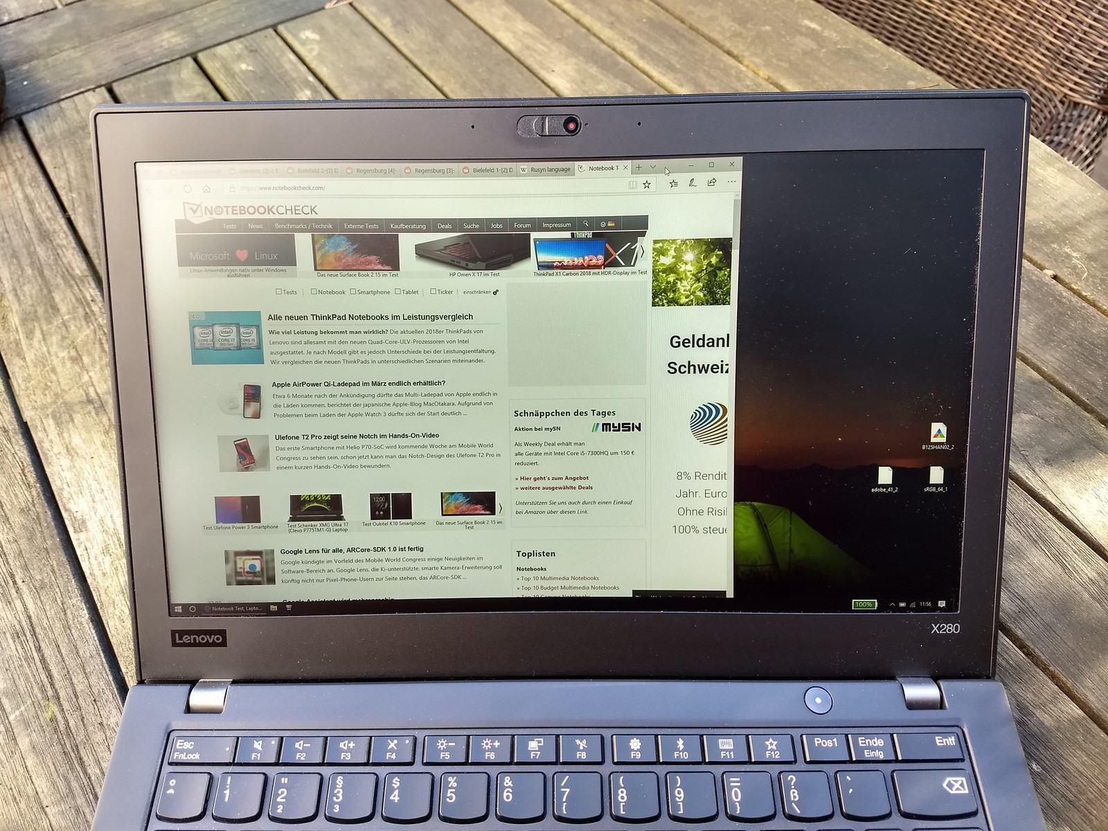 laptop cu x280