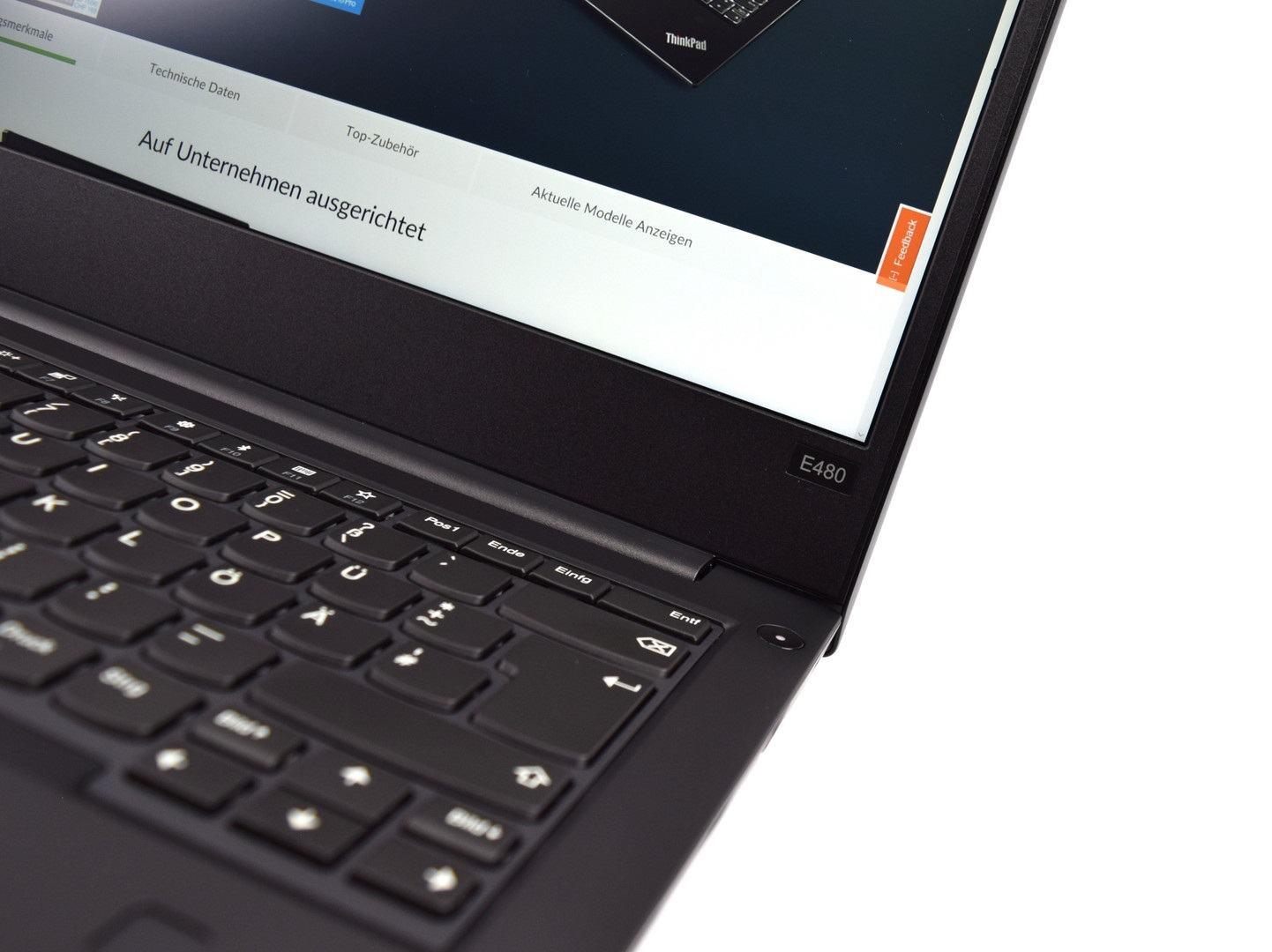 laptop lenovo thinkpad e480