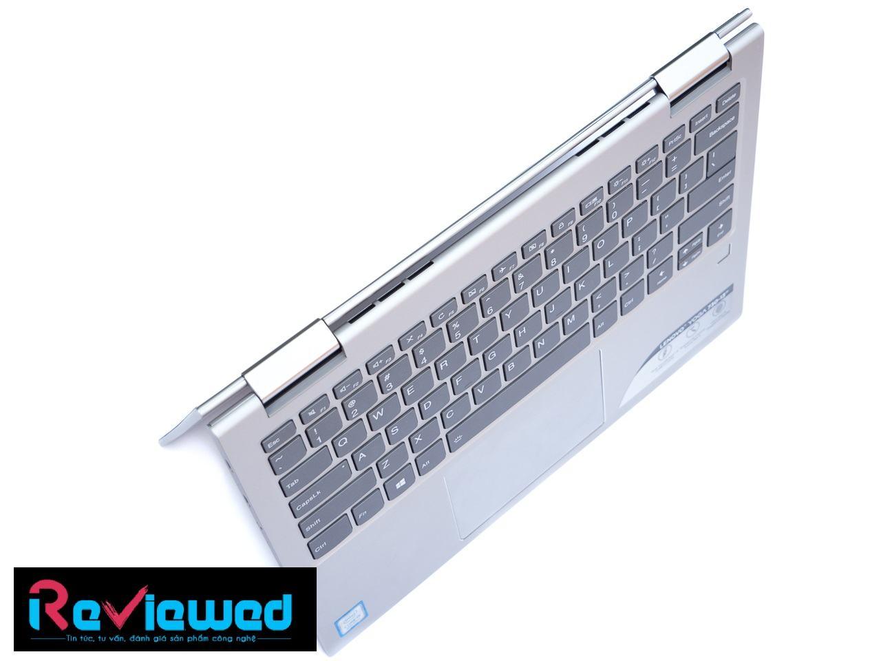 đánh giá Lenovo Yoga 730-13IKB