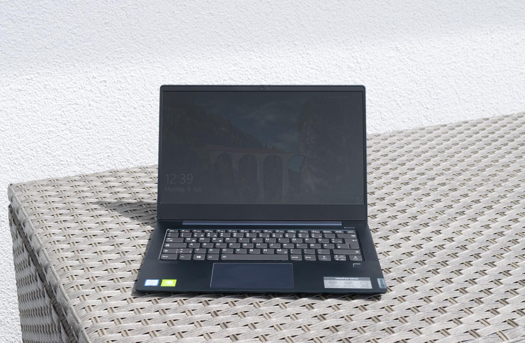 laptop Lenovo IdeaPad S540