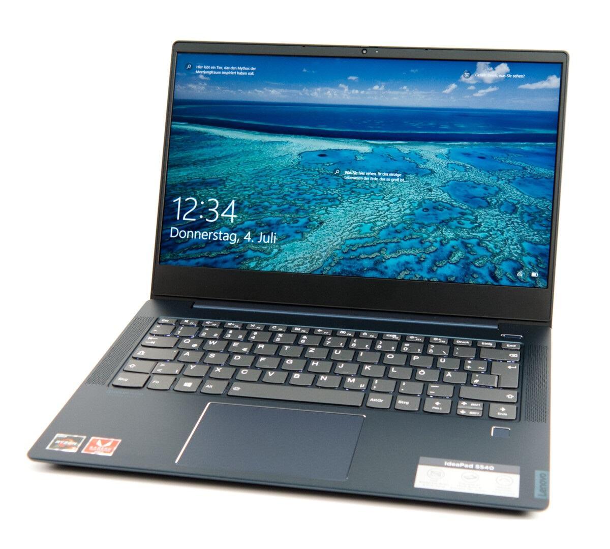 đánh giá Lenovo IdeaPad S540