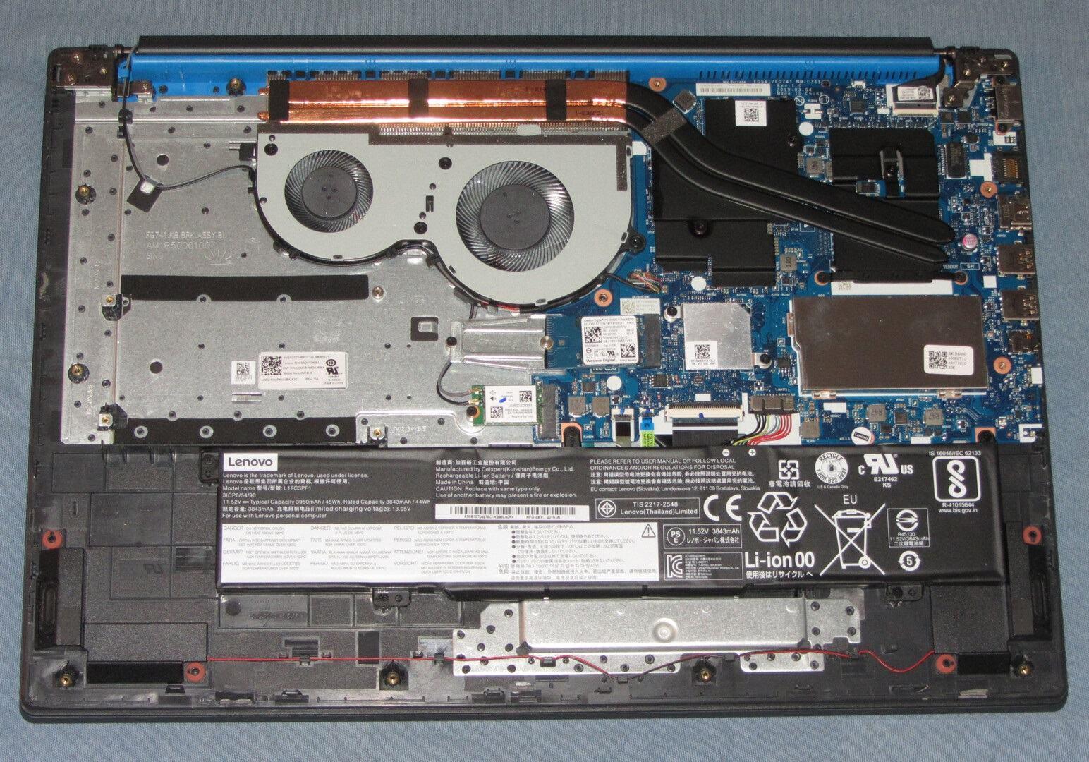 đánh giá laptop lenovo ideapad l340-17IRH
