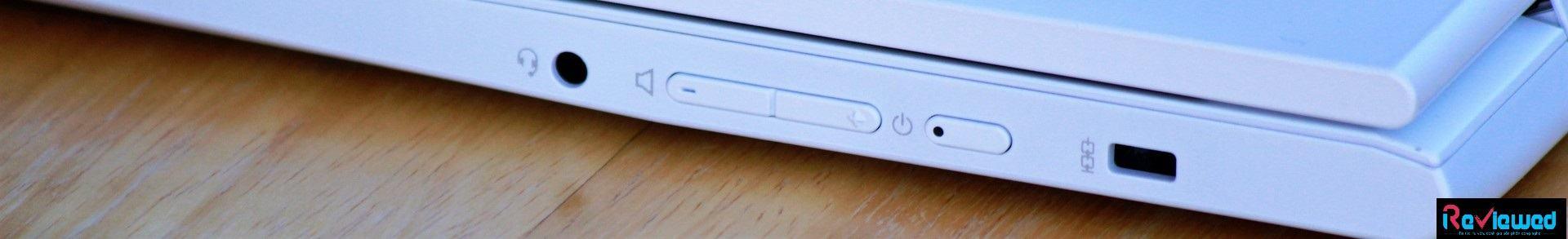 đánh giá Lenovo Chromebook C330