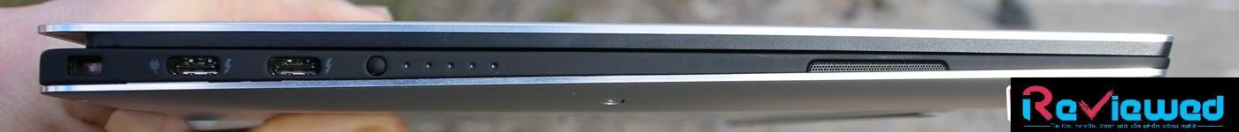 đánh giá Dell XPS 13 7390