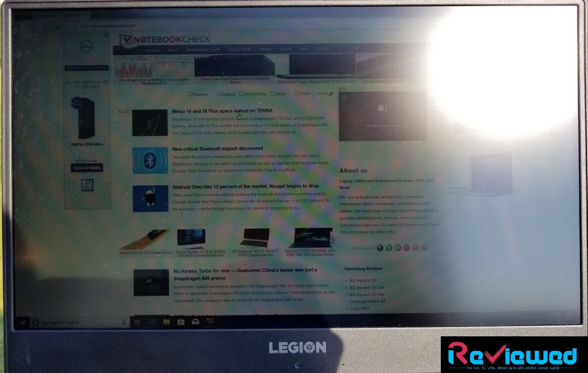 đánh giá LenovoLegion Y530