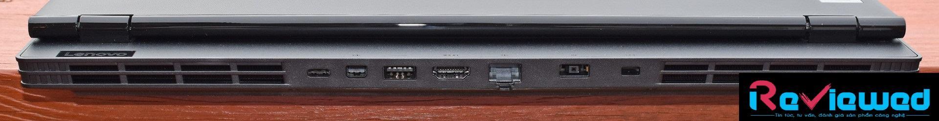 đánh giá laptop LenovoLegion Y530