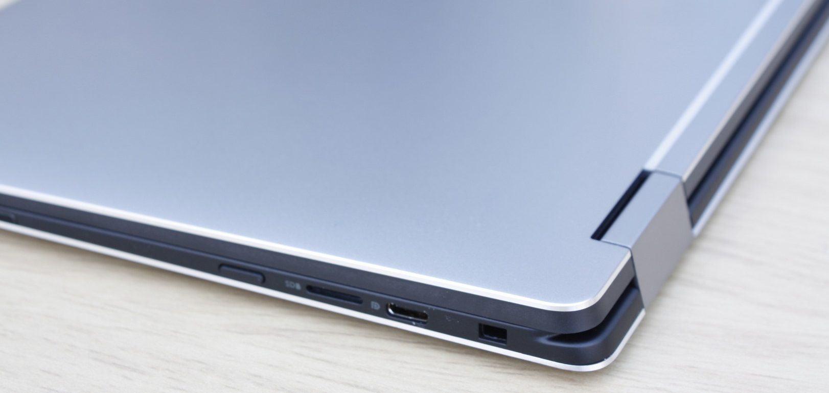 đánh giá laptop Dell XPS 13 9365 2 in 1