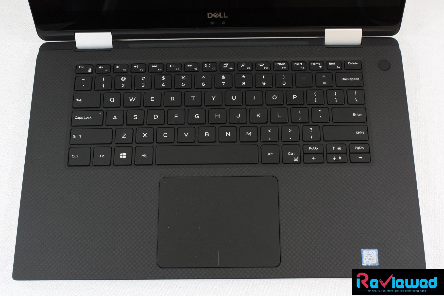 review Dell XPS 15 9575 2 in 1