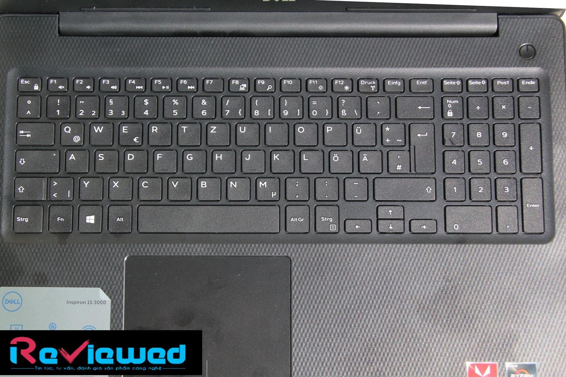 đánh giá laptop Dell Inspiron 15 3585