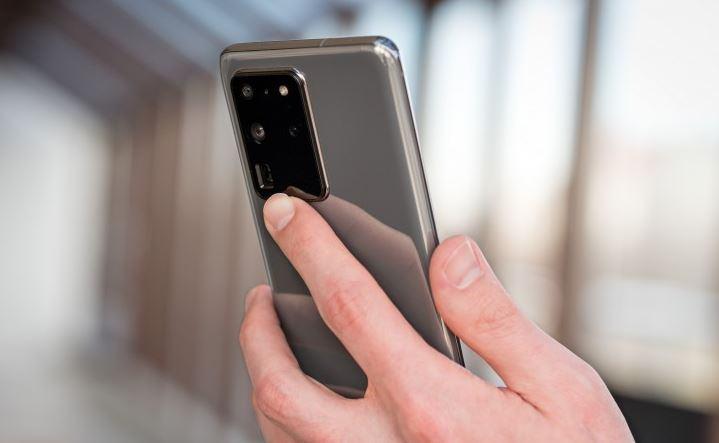 đánh giá điện thoại samsung galaxy s20 ultra