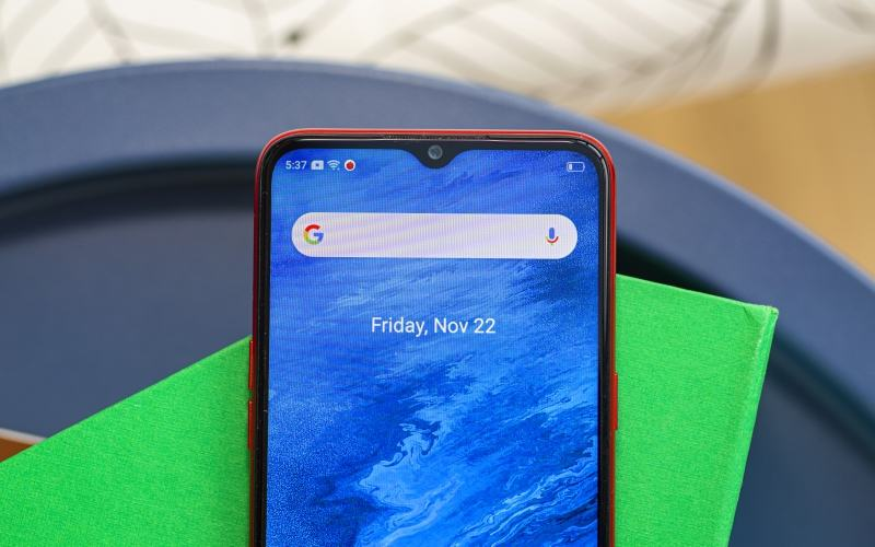 Realme 5s phone review