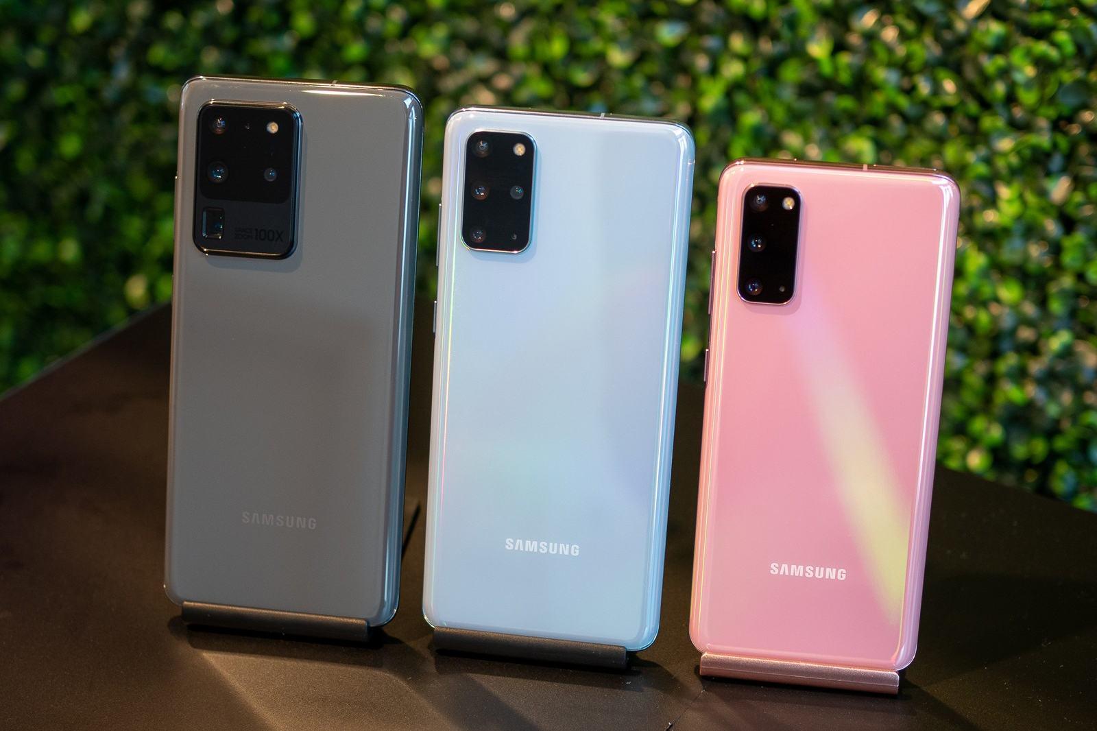 đánh giá Samsung Galaxy S20