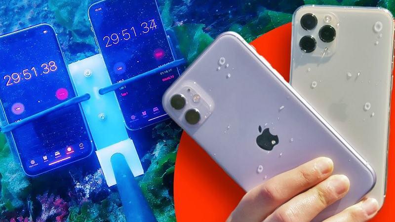 đánh giá iPhone 11 Pro