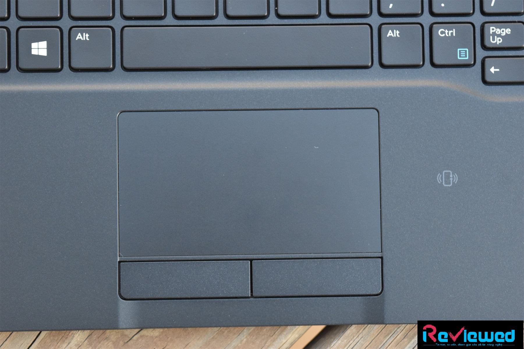 review laptop Dell Latitude 7390 2 in 1