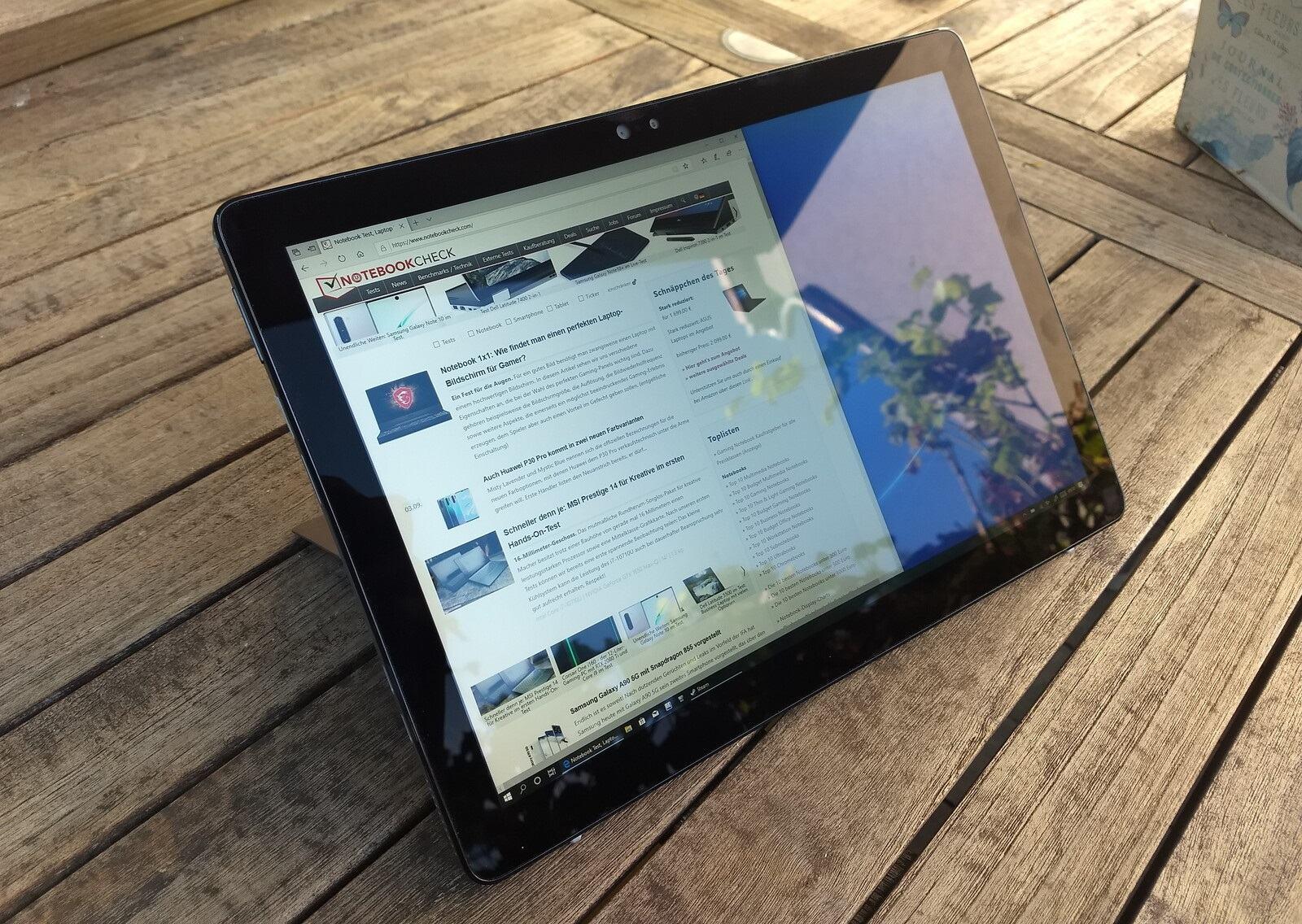đánh giá laptop Dell Latitude 7200 2 in 1