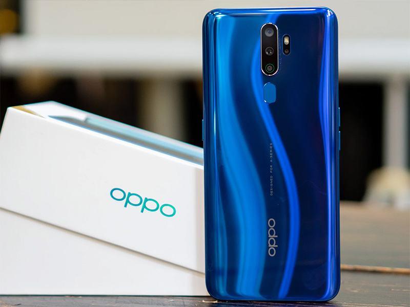 đánh giá điện thoại Oppo A9 2020
