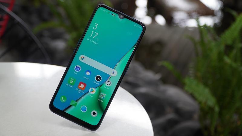 smartphone Oppo A9 2020