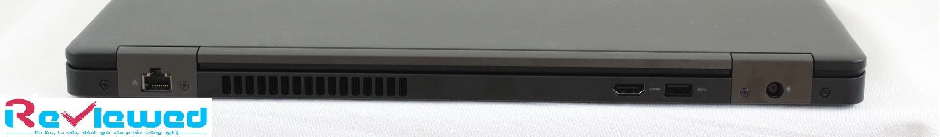 đánh giá Dell Precision 3530