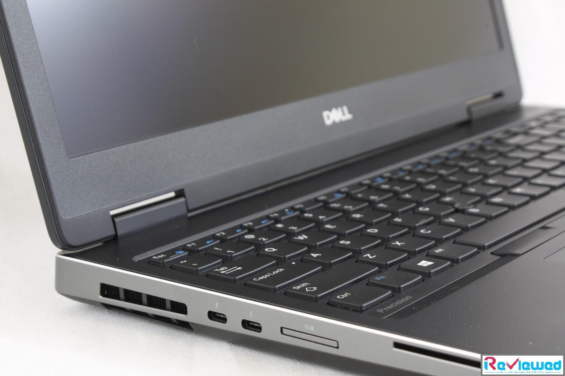 máy trạm Dell Precision 7530
