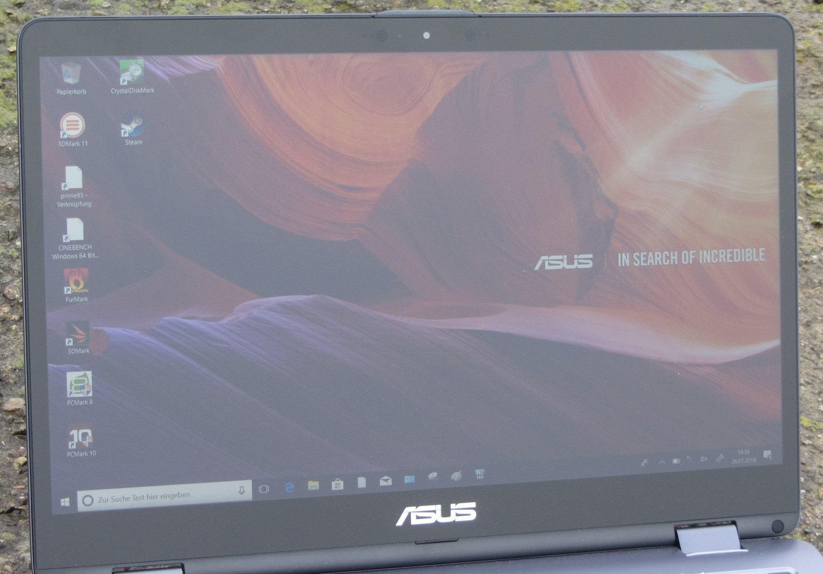 Asus VivoBook Flip 15 TP510UA