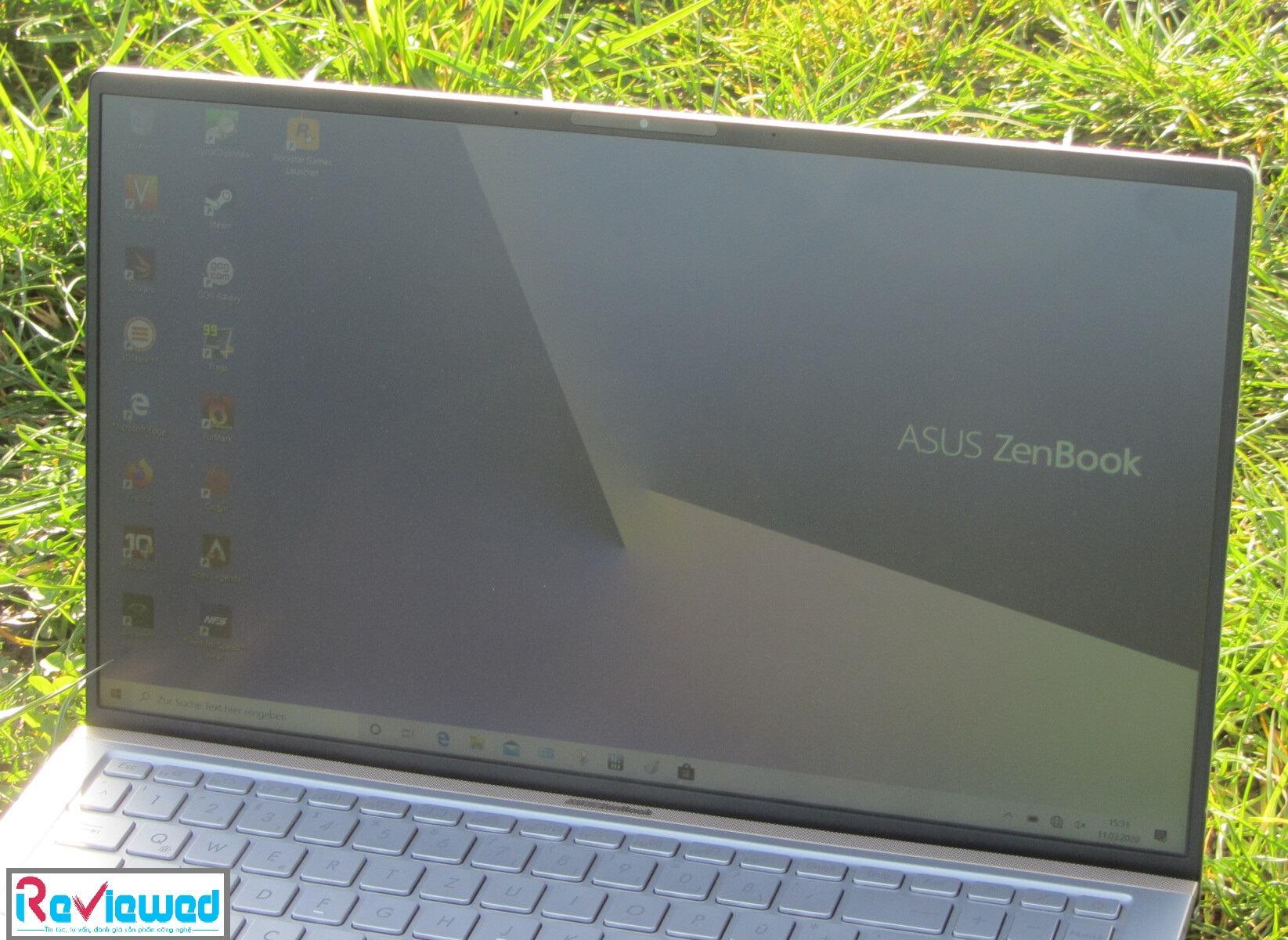 laptop Asus ZenBook 15 UX534FTC