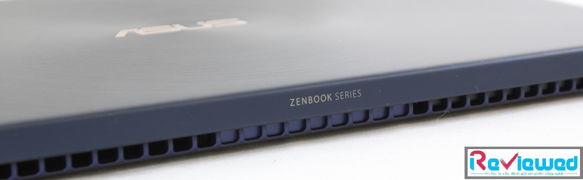 đánh giá laptop Asus ZenBook 13 UX333FA