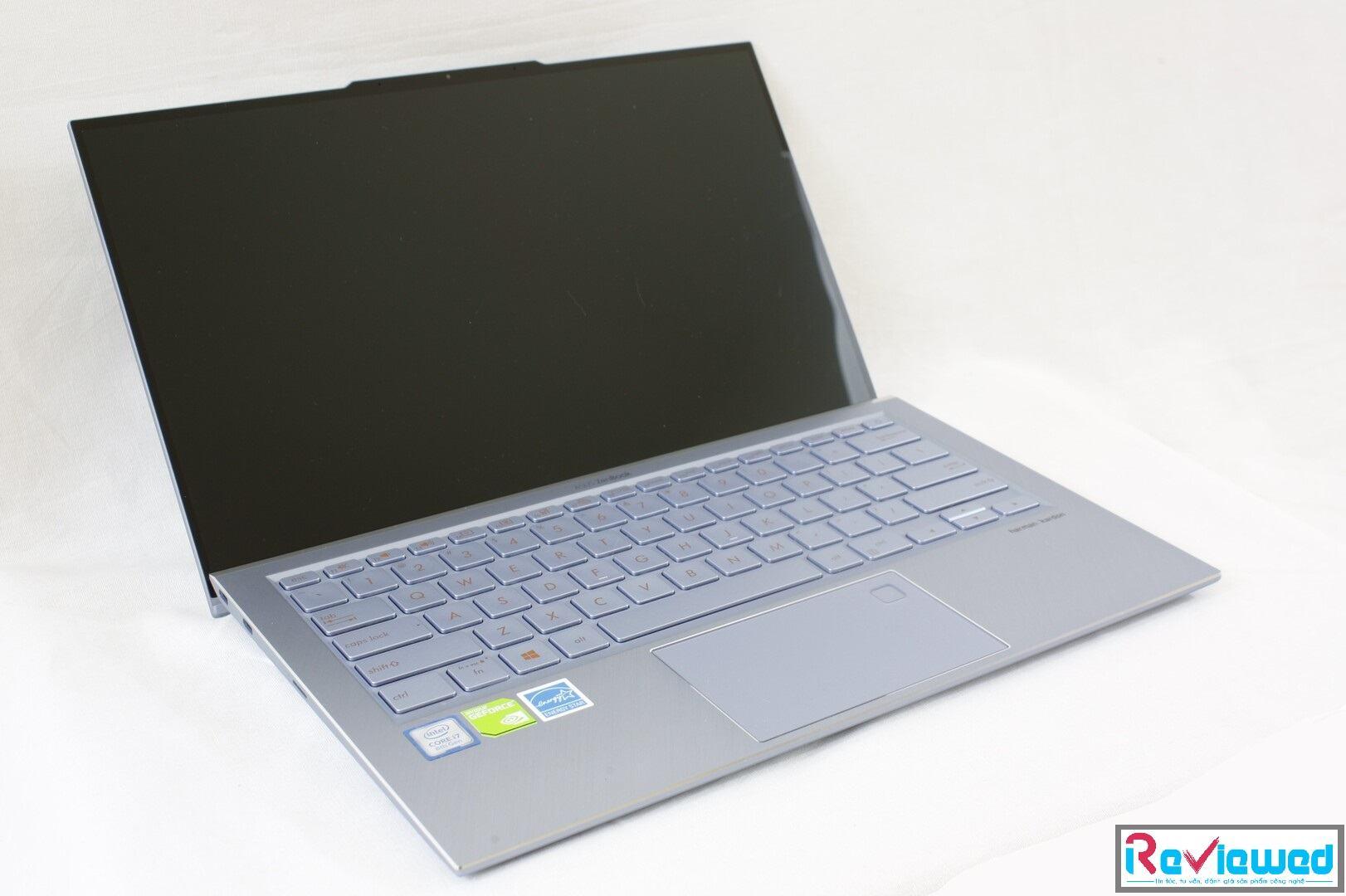 đánh giá Asus ZenBook S13 UX392FN