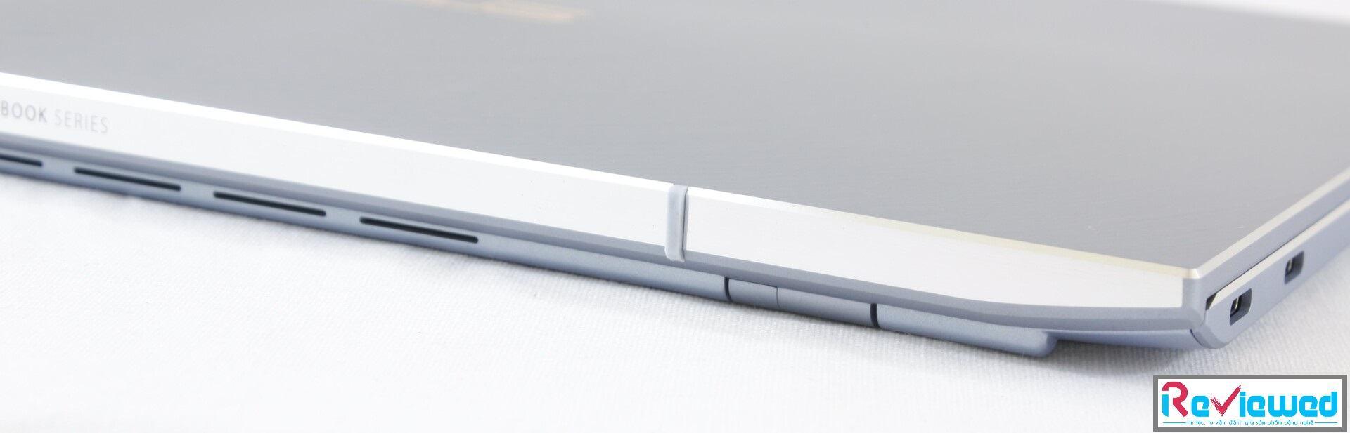 đánh giá laptop Asus ZenBook S13 UX392FN