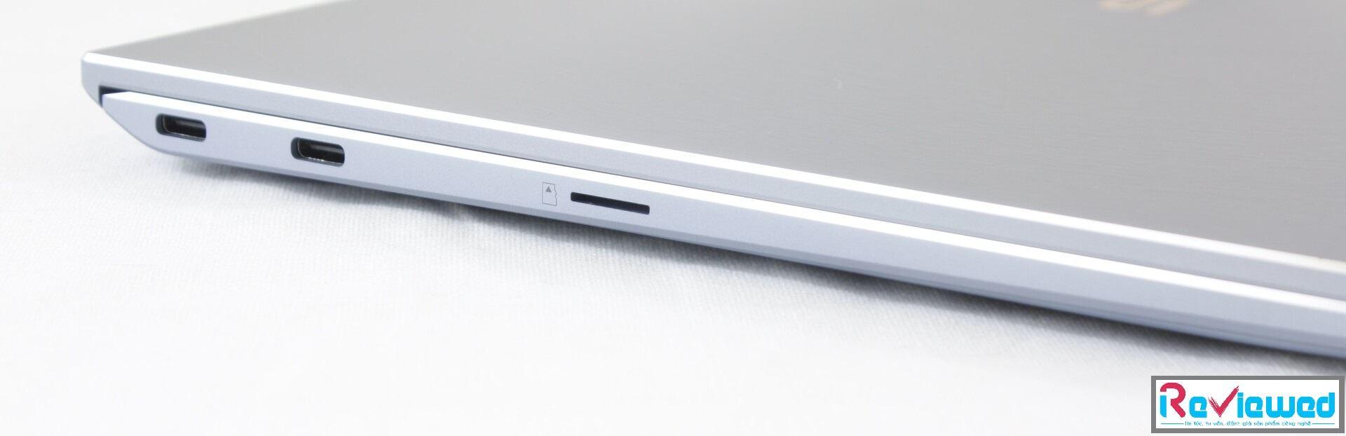 kết nối Asus ZenBook S13 UX392FN