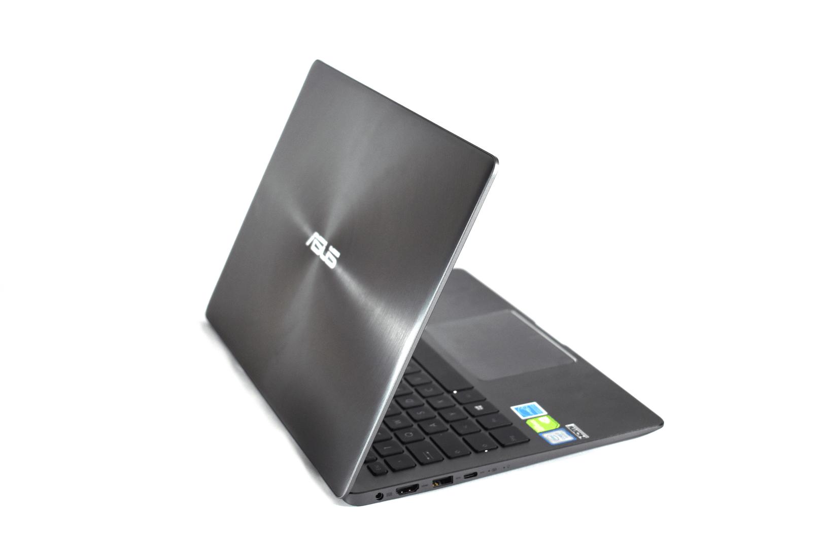 đánh giá Asus ZenBook UX331UN