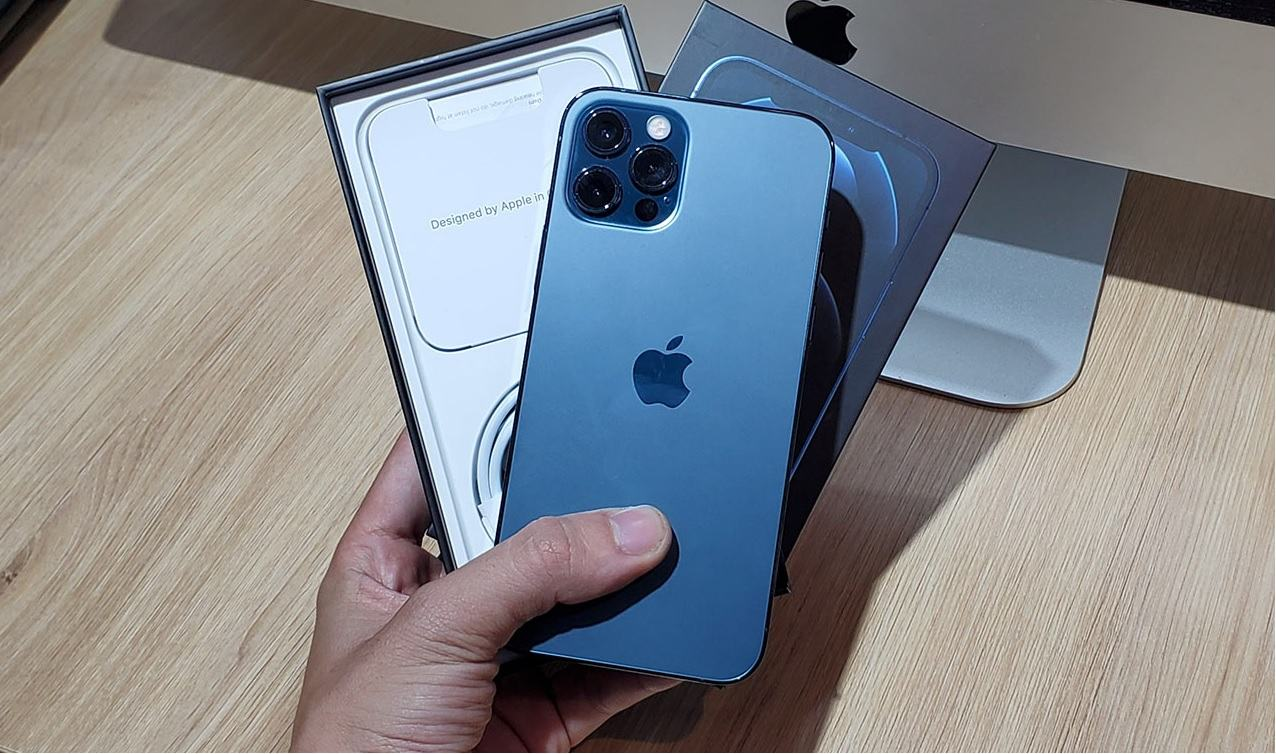 Review iPhone 12 Pro