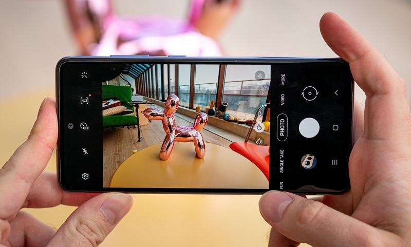 Review Samsung Galaxy A52