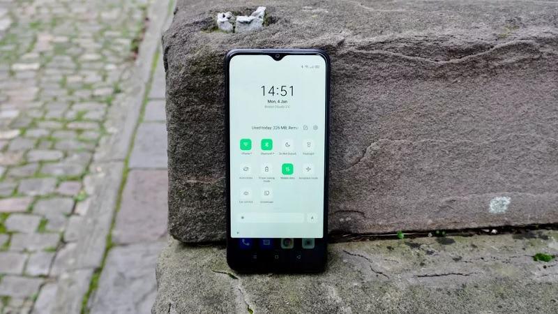 Đánh giá hiệu năng Oppo A15