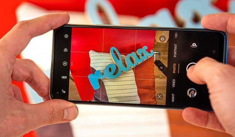 Review máy ảnh Realme 8 Pro