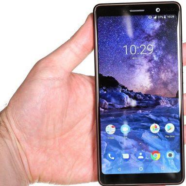 Đánh giá Nokia 7 Plus: Thiết kế ấn tượng từ cái nhìn đầu tiên!
