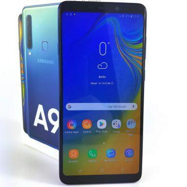Đánh giá Samsung Galaxy A9 (2018): Smartphone 4 camera đầu tiên