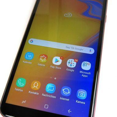 Đánh giá Samsung Galaxy J4 Plus (2018): Giá rẻ, màn hình lớn