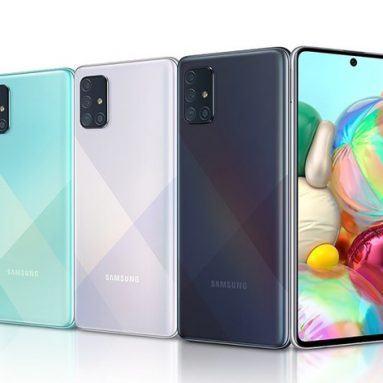 Đánh giá Samsung Galaxy A71: Bản cao cấp toàn diện so với A51