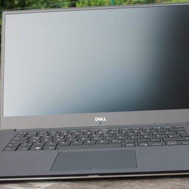 Đánh giá laptop Dell XPS 15 9570 (2018): Mạnh mẽ, nhỏ gọn, pin tốt