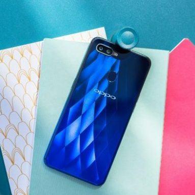 Đánh giá Oppo F9: Smartphone tầm trung có thiết kế bắt mắt!