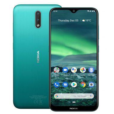 Đánh giá điện thoại Nokia 2.3: Thiết kế đẹp, nâng cấp camera và pin