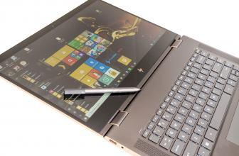 Đánh giá laptop HP Spectre X360 15t-bl100 (i7-8550U, MX150)